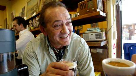 Coffee maker Sisto Malaspina has been identified as the murdered victim in Bourke Street's terror attack.