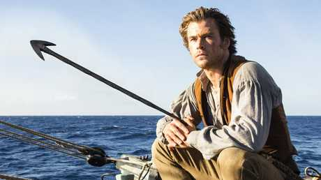 "Chris Hemsworth in ""In the Heart of the Sea."" (Warner Bros. Pictures). Picture: Supplied"