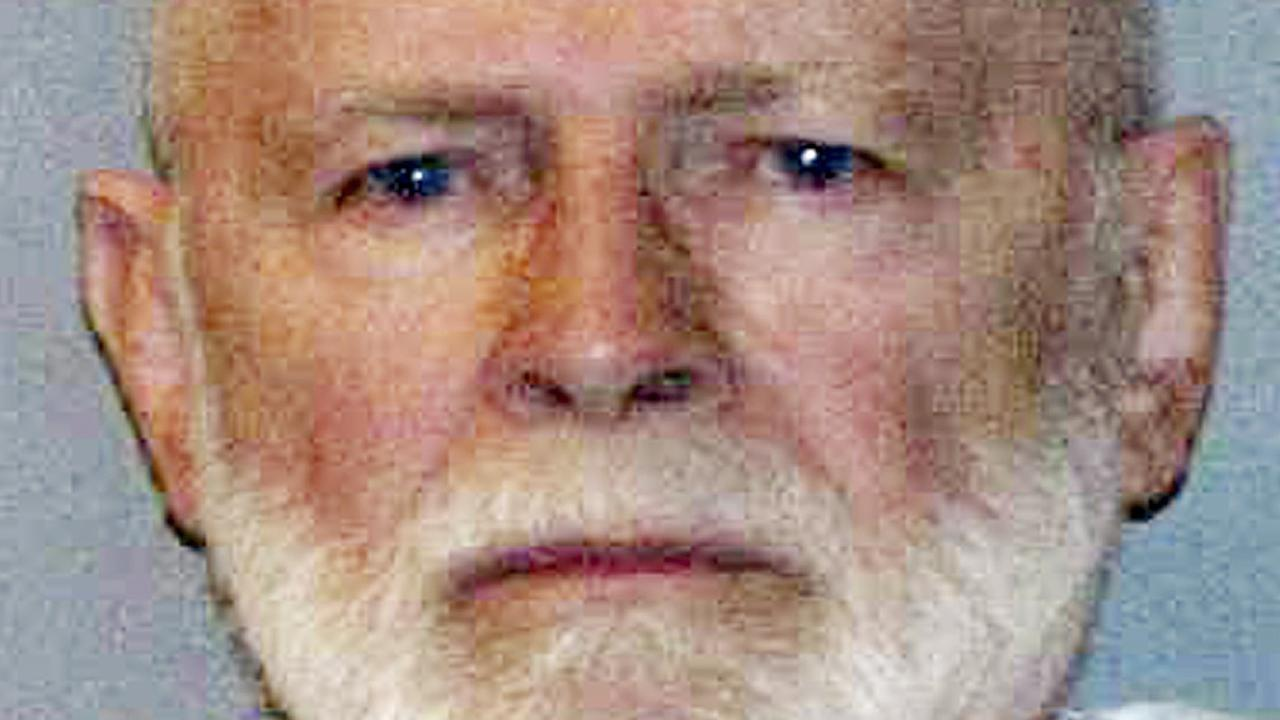 James 'Whitey' Bulger died in custody last month. Picture: US Marshals Service via AP, File