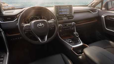 The current RAV4 is one of the best selling SUVs in the country.