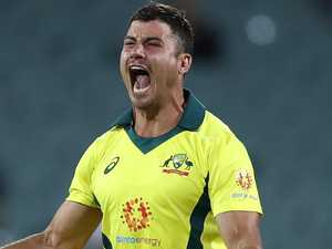 Aussies rave over ripped cricket 'Hulk'