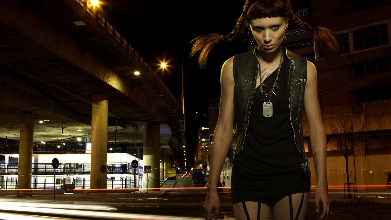 "Rooney Mara in ""The Girl with the Dragon Tattoo."" (Sony Pictures). Picture: Supplied"