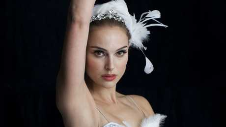 "Natalie Portman in the ""Black Swan."" (Fox Searchlight). Picture: Supplied"