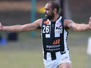 Former AFL player arrested after alleged crime spree