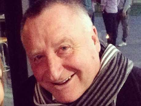 Tasmanian businessman Rod Patterson was wounded in the attack.