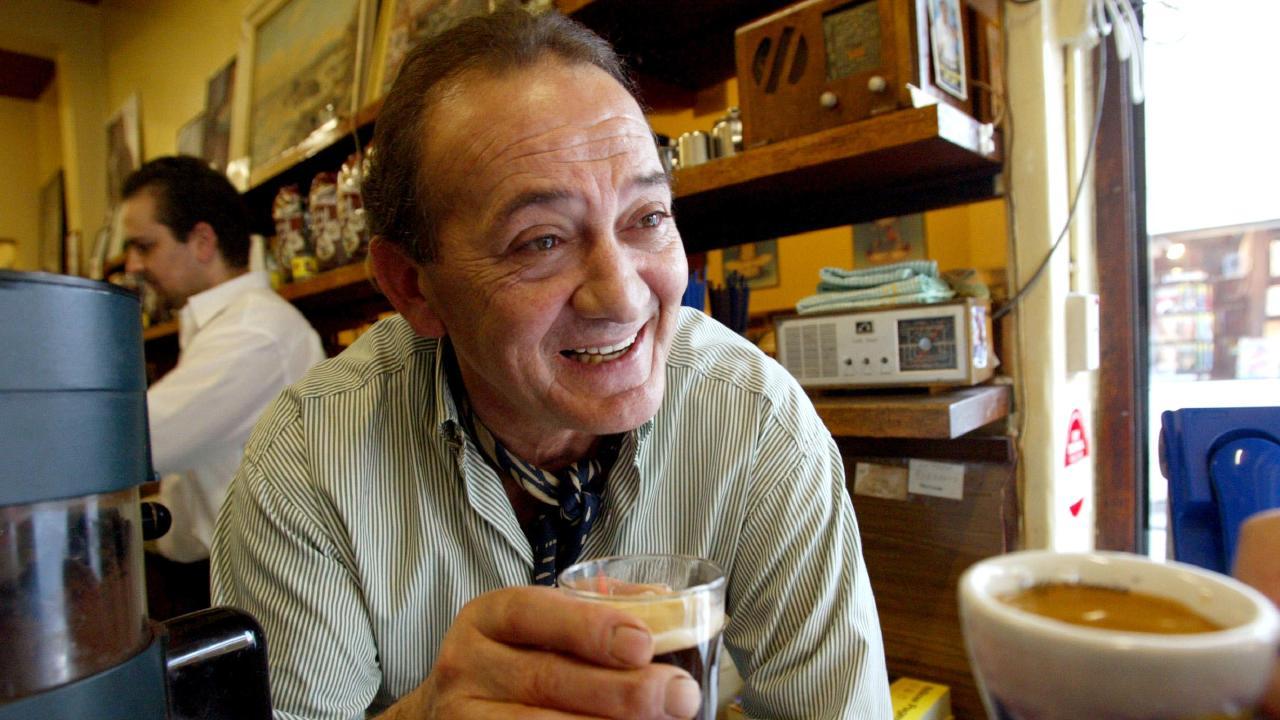 Coffee maker Sisto Malaspina.