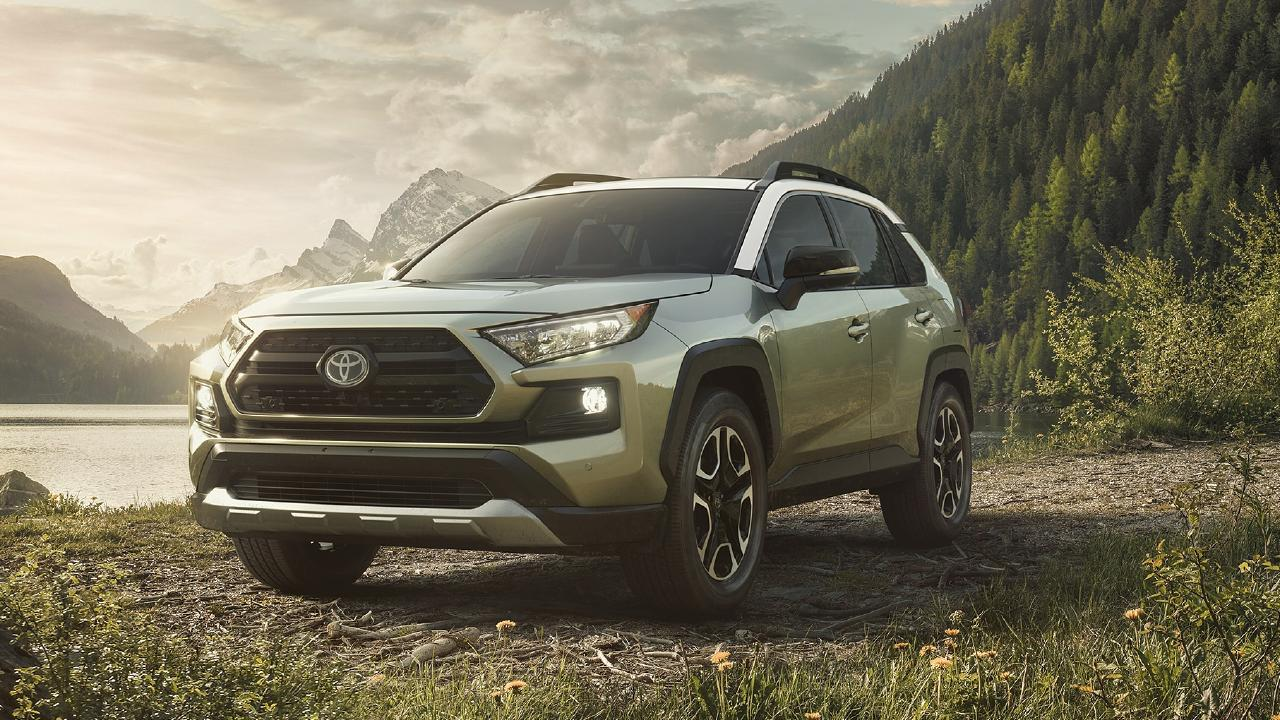 Toyota has finally added a hybrid version to the RAV4 lineup.