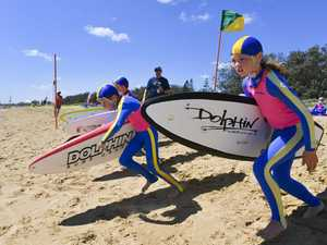 Under 10 Nippers - Darcy Hinz ans Hamish