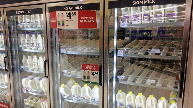 Wide Bay MP Llew O'Brien said processors should not be used as an excuse to let supermarkets off the hook for how they impact the milk wars.