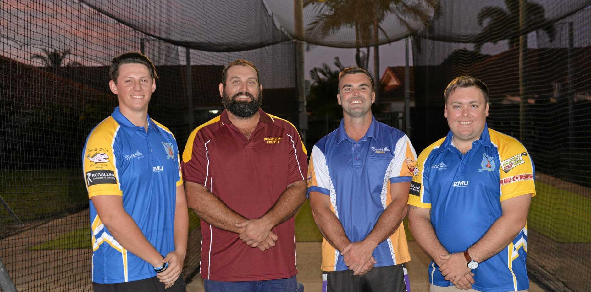 Bundaberg's Callum Neubecker, Jarrod Laycock, Michael Loader, Luke Owen and Ryan Norton (absent) have been selected for Wide Bay for the Schaeffer Shield.