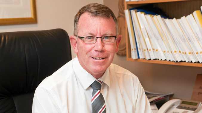 COST INCREASE: Shalom College principal Dan McMahon said he was