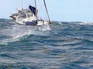 VMR helps elderly overseas couple in trouble on yacht
