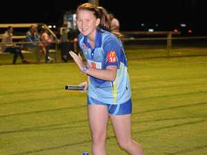 GALLERY: 30 action pics from Gympie's Friday night athletics