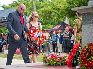GALLERY: Hundreds gather for Remembrance Day in Mackay