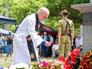 Remembrance Day in Mackay 2018