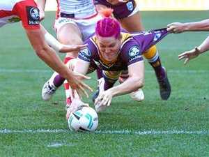 Baker in touch with State of Origin revenge victory