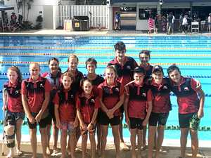 Pioneer swimmers defy age in silver run