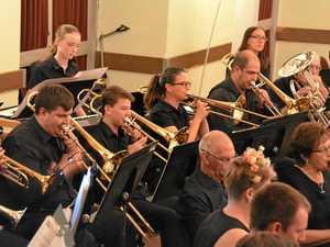 Kingaroy's Armistice Day concert