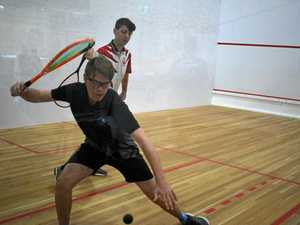 GALLERY: 31 pics from Gympie's junior squash action