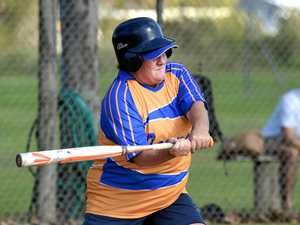 Terrors split results in top Intercity Softball comps