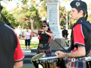 Hervey Bay Remembrance Day 2018
