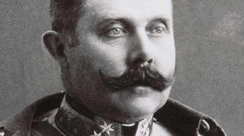 Archduke Franz Ferdinand: Picture: Supplied