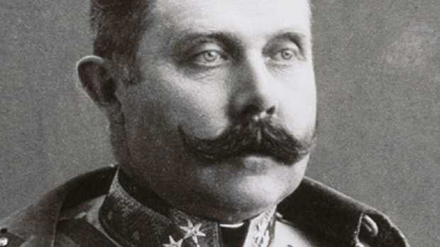 Archduke Franz Ferdinand: Picture: Supplied