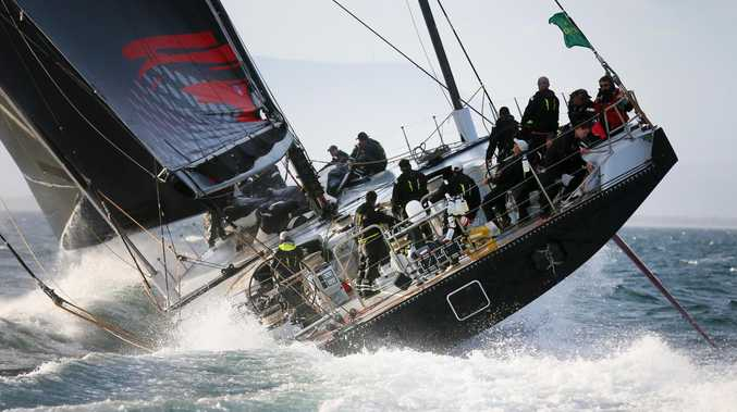 Comanche at full lilt is an impressive beast. Picture: Richard Jupe