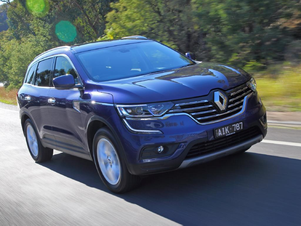 Supplied Cars Renault Koleos Zen