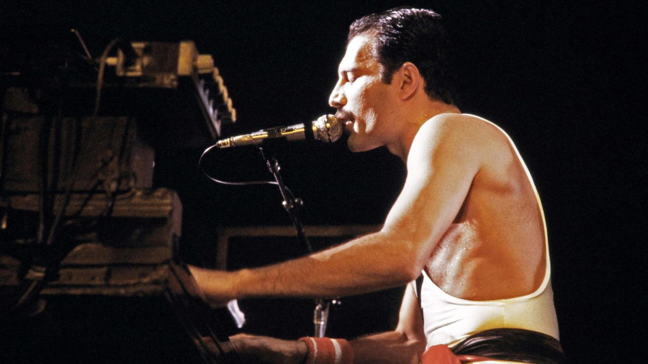 There's more to Freddie Mercury's life than Bohemian Rhapsody makes out. Picture: Jean-Claude Coutausse/AFP