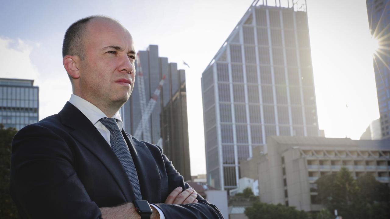 Energy Minister Matt Kean.