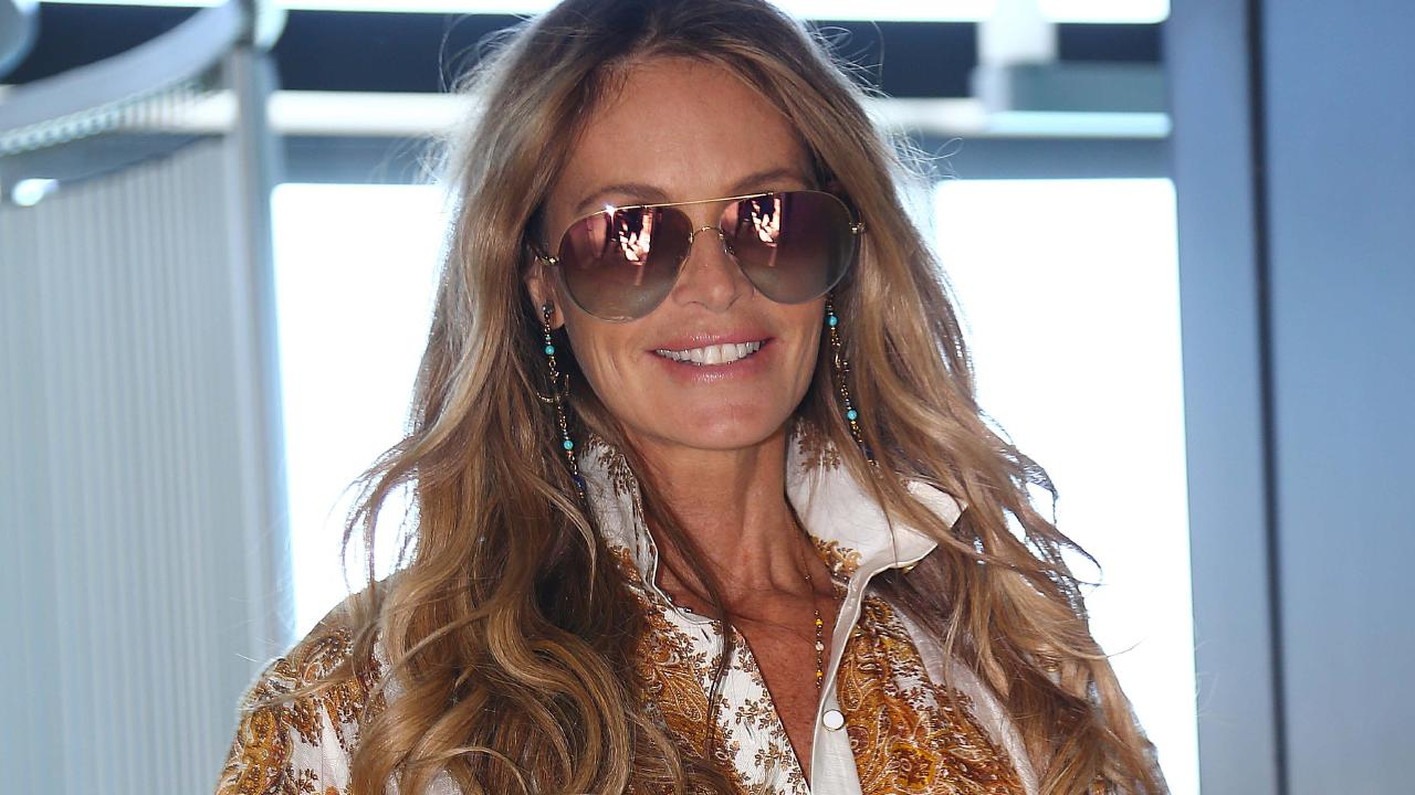 Elle MacPherson at Wellco Lunch