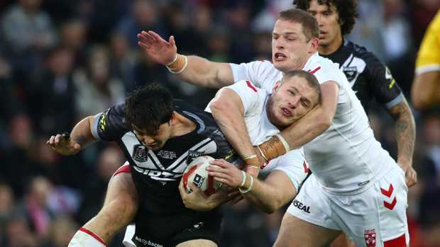 New Zealand will tackle Great Britain in 2019. Picture: Getty Images