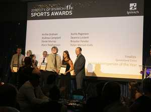 City of Ipswich Sports Awards