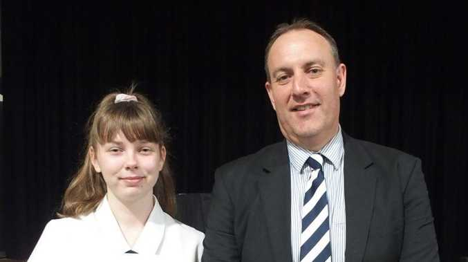 Toowoomba school receives first-ever OP1