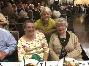 Helen Hargreaves, Lynn Chittick and Helen McCain at
