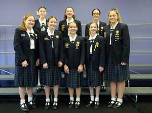 RGGS Bella Voce Choir