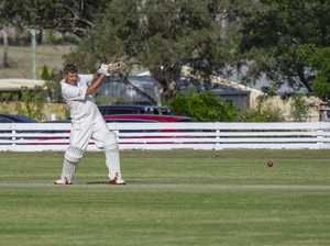 BATTER UP: Wanders took on Tenterfield on Saturday at