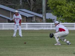 Saturday's cricket clashes