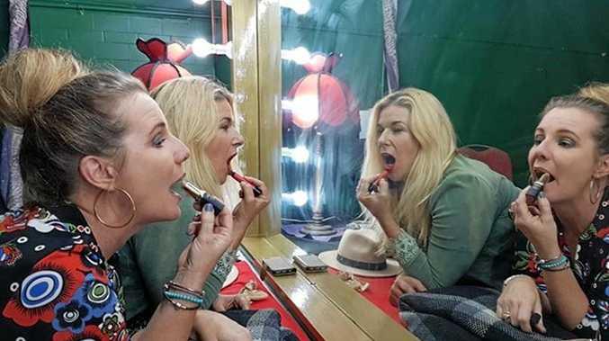 WOMEN LIKE US: Comedic champions Mandy Nolan and Ellen Briggs are heading to Chinchilla.