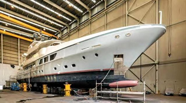 SUPERYACHT: This week the Palaszczuk Government announced businesses were set to cash in on the multimillion-dollar superyachts parking in the state's pristine waters with a Superyacht Industry Development Fund (SIDF).
