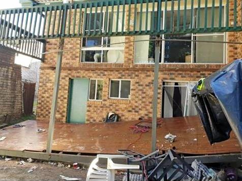 The home at Caltowie Pl, Coffs Harbour where the incident occurred.