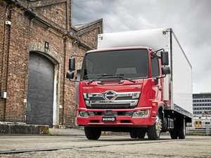 Sneak peek at new Hino 500 Series