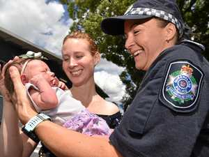 Dramatic highway birth a special story for Coast family