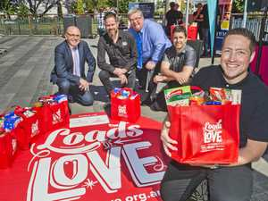Toowoomba Christmas appeal sets 20 tonne food target