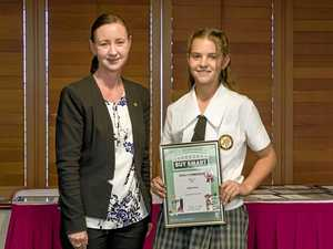 Gympie student wins award from Office of Fair Trading