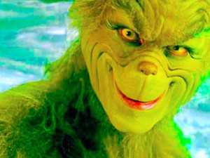 I am a Christmas grinch, and proud of it