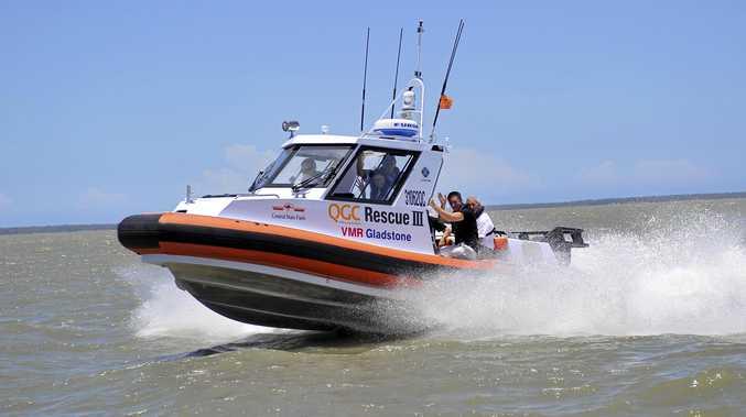VMR's Gladstone Rescue III in 2012.