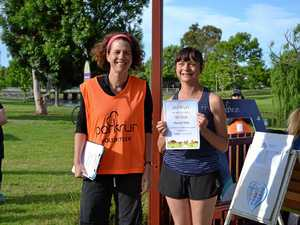 Personal bests at Saturday parkrun