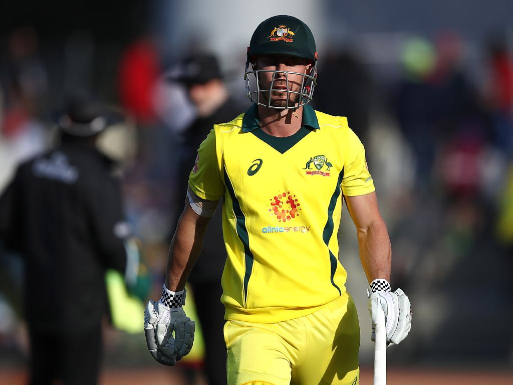 Australia's experiment opening with Chris Lynn suffered an immediate setback against South Africa.